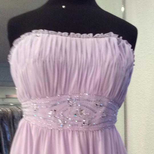 Mori Lee Orchid Dress