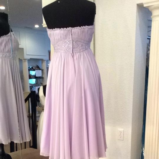 Mori Lee Orchid Bridesmaid/Mob Dress Size 10 (M)