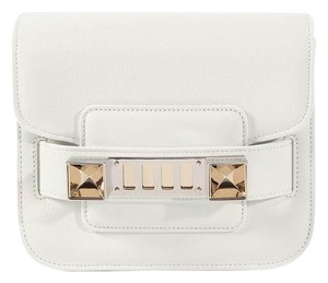 Proenza Schouler Ps11 Studded Ps.k0406.12 Small Leather Cross Body Bag