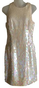 Carmen Marc Valvo Sequin Night Out Sparkle Glamour Stunning Dress