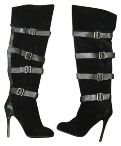 BCBGeneration Over-the-knee Black Boots
