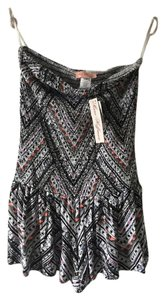Mara Hoffman Boho Beach Tribal Print Dress