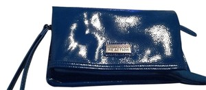 Kenneth Cole Reaction Wristlet in Blue
