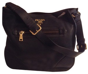 Prada Deer Skin Shoulder Bag