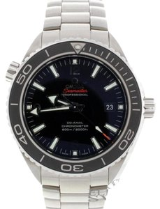 Omega UNWORN Omega Seamaster Planet Ocean 46MM Ceramic Watch B&P