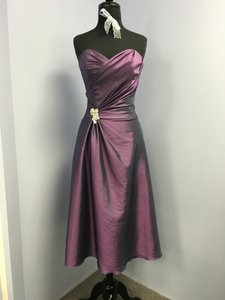 Impression Bridal Purple 1764 Dress