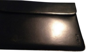 KNOMO Knomo Black Leather Organizer