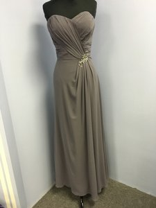 Bill Levkoff Pewter 983 Dress