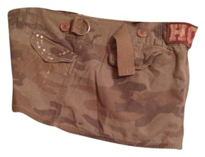 Hollister Mini/Short Shorts Camo