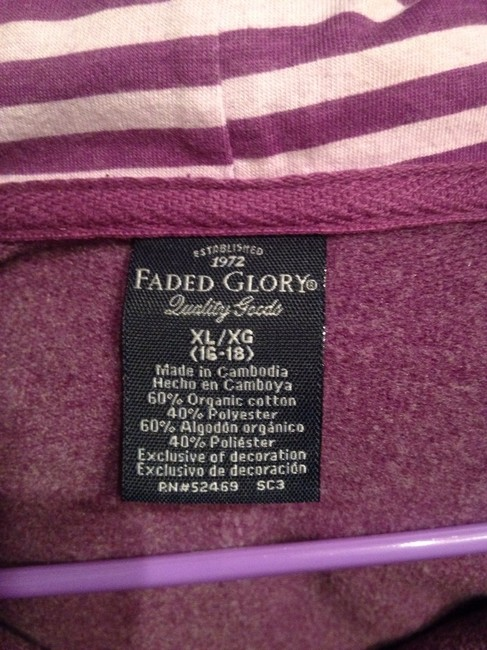 Faded Glory Comfortable Jacket