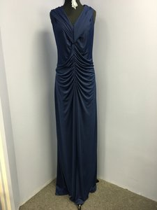 Dessy Estate Blue 9009 Dress