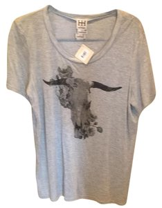 Haute Hippie T Shirt Grey