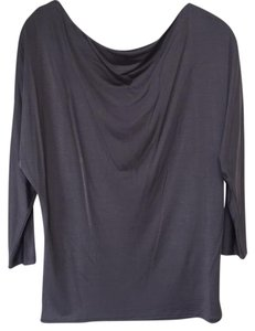 Ralph Lauren Black Label Top Gray/Brown