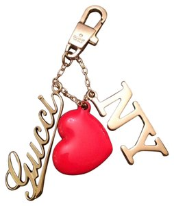 Gucci I Heart Gucci NY Accessory/Charm