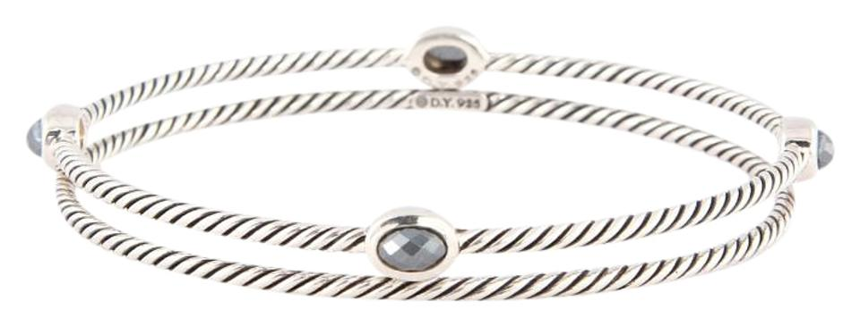 cable triple shop twisted bangles styles set wrist bangle