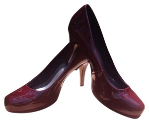 Madden Girl Dark Maroon Pumps