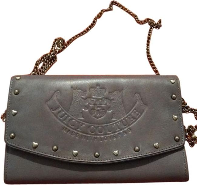 Item - Lavender Leather Clutch