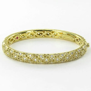 Roberto Coin Roberto Coin Granada Bracelet 0.60cts Diamonds 18k Yellow Gold