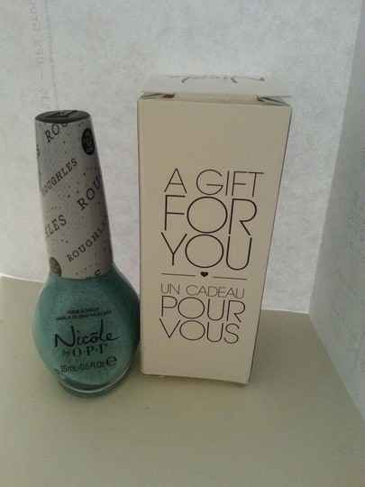 OPI Nicole by OPI Roughles On What Grounds