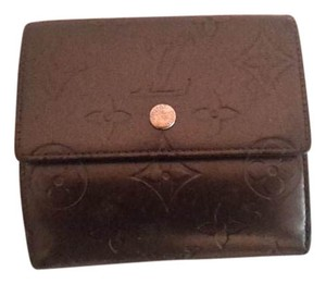 Louis Vuitton Louis Vuitton Trifold vernis wallet