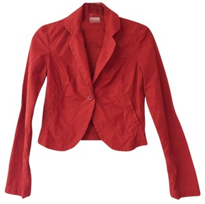 Lucky Brand Red Blazer