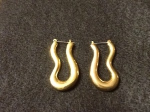 Other Gold Tone Earrings