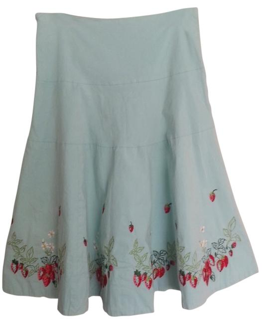 Elevenses Skirt Mint Green