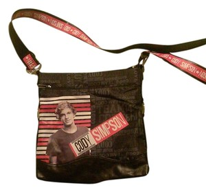 cody simpson Cross Body Bag