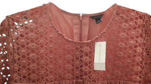 Ann Taylor New With Tags Top grapefruit