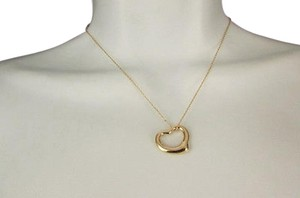 Other Women Mini Metal Heart Pendant Chain Fashion Necklace Gold Love Jewelry