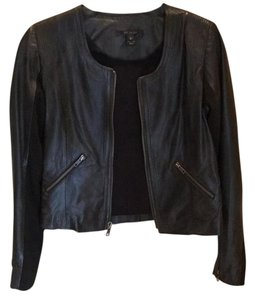 Scoop NYC Leather Jacket