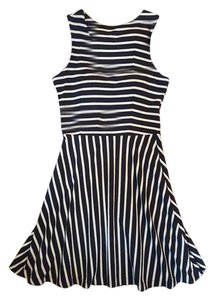 Old Navy short dress Black and White on Tradesy