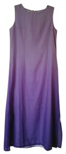 Purple/Lavender Maxi Dress by Victoria Holley