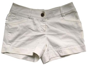 Guess By Marciano Dress Shorts White