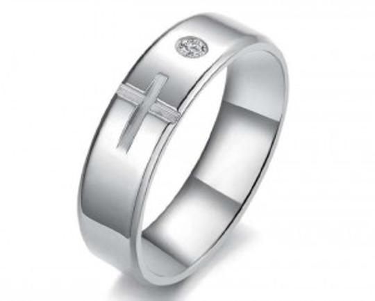 Silver Bogo Free Couples Rings Free Shipping Jewelry Set