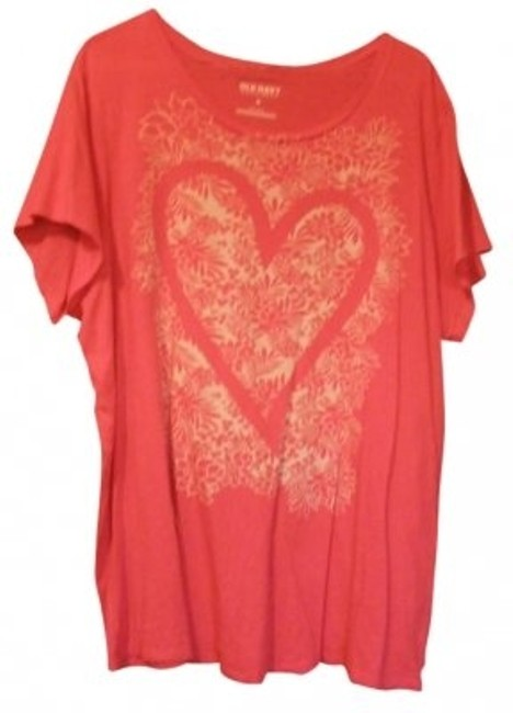 Old Navy T Shirt pink/peach