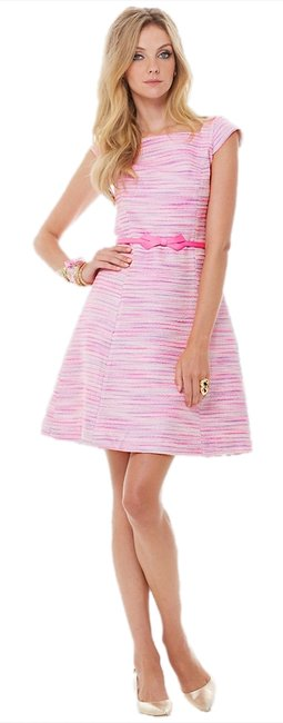 Lilly Pulitzer short dress Pink Classic on Tradesy