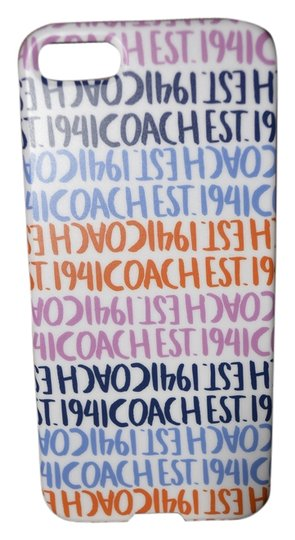 Coach Brand New Coach Iphone 5 5s Case Cover CHAMBRAY $38