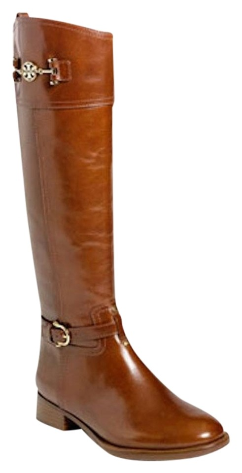 MISS Tory Special Burch Brown Nadine Boots/Booties Special Tory Price c88b80