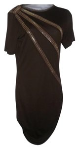 Roberto Cavalli short dress Olive on Tradesy