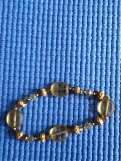 Other Beads and crystal bracelet