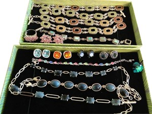Liz Claiborne Large Lot of Costume Jewelry