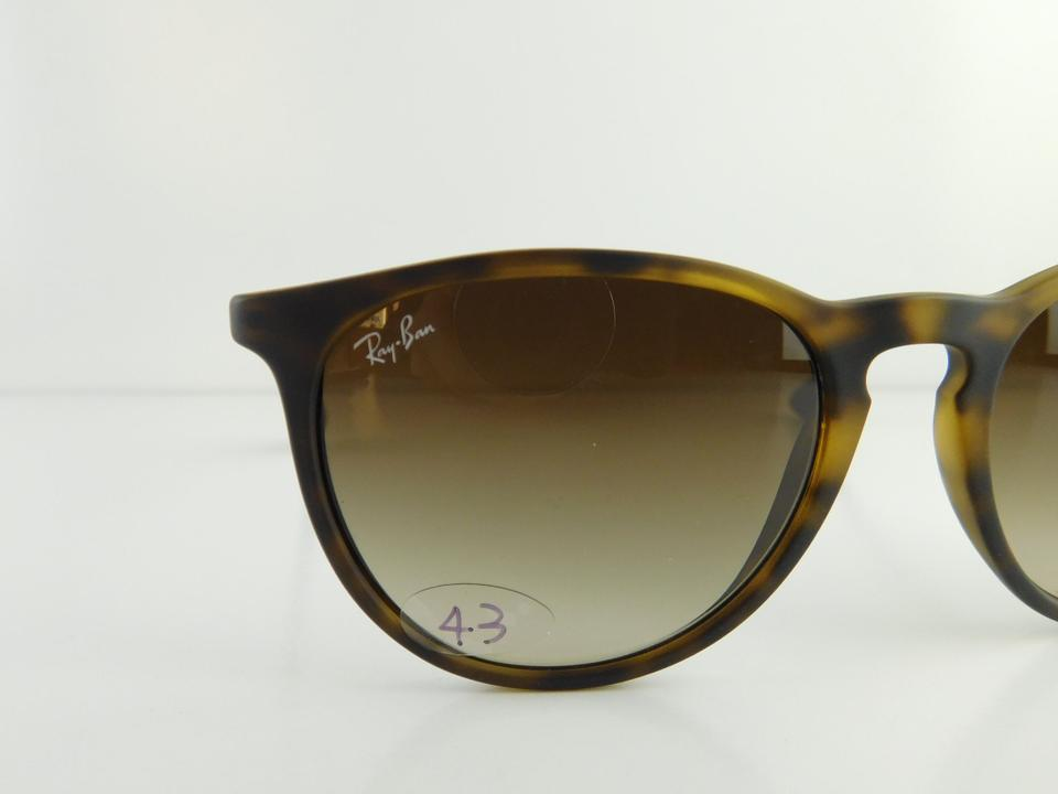 289e18ed667 Ray-Ban Matte Tortoise Frame Brown Gradient Lens Gently Used 4171 ...