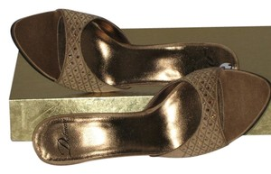 Delman Light Brown Sandals