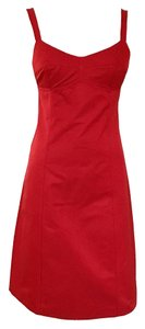 Michael Kors short dress Red Bodycon on Tradesy
