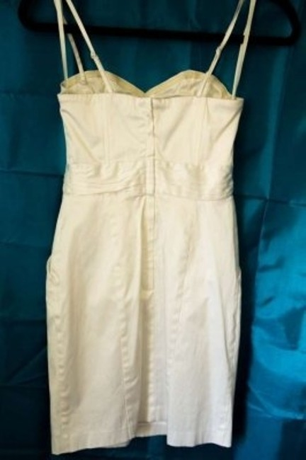 H&M Tulip Strapless Like New Sweetheart Dress