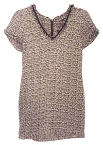Twelfth St. by Cynthia Vincent Tweed Shift Dress