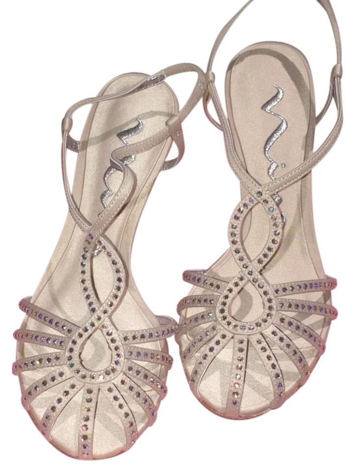 833788e7dc Nina Shoes Champagne Sand Gialla Formal Shoes Size US 6.5 Regular (M ...
