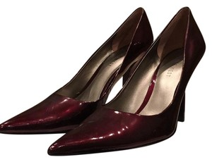 Nine West Dark wine Pumps