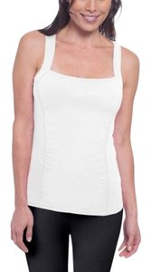 Yoga Gym Exercise Top White